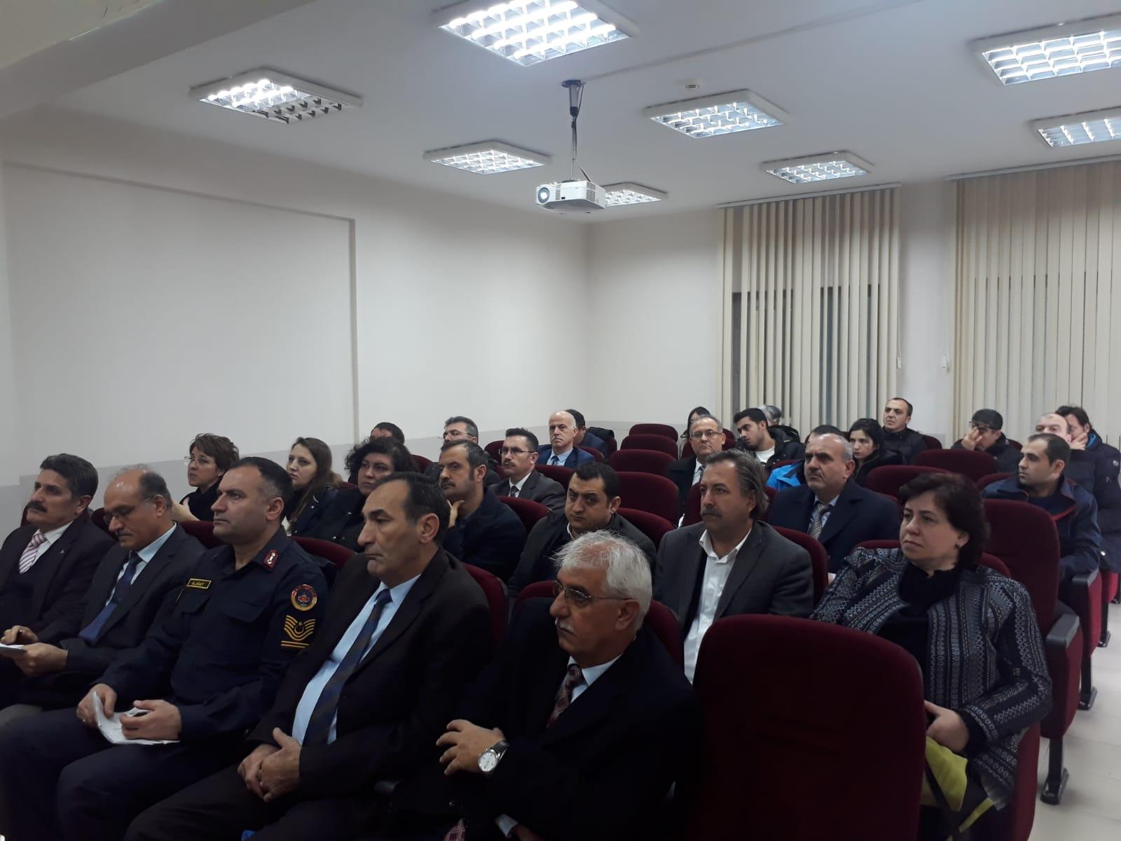 30.01.2020 Mahalli Çevre Kurulu Toplantısı Yapıldı