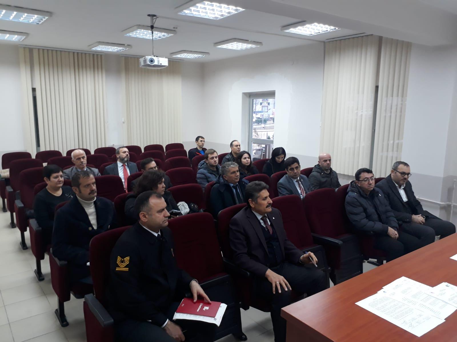 31.12.2019 Tarihli Mahalli Çevre Kurulu Toplantısı Yapıldı!