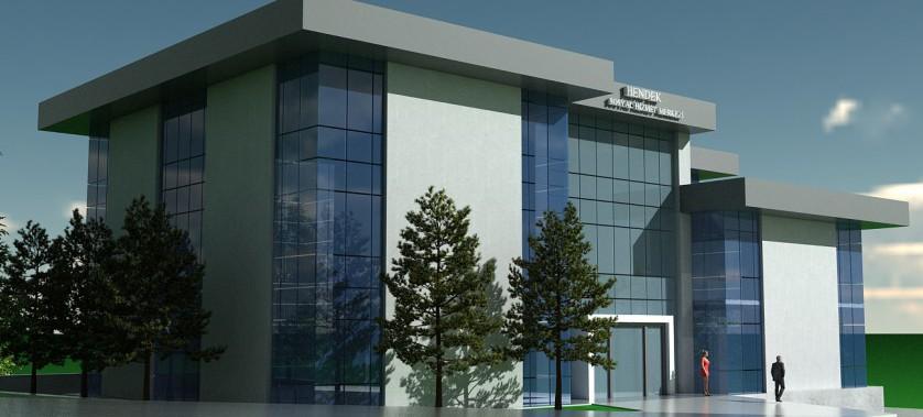 Hendek Sosyal Hizmet Merkezi Binası İnşaatı Devam Ediyor.