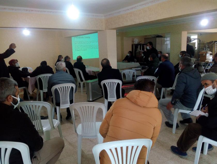 SASKİ GES (Güneş Enerji Sistemi) ile ilgili Çed Bilgilendirme Toplantısı Yapıldı