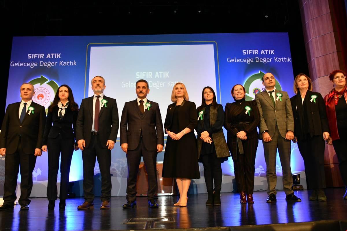 'SIFIR ATIK GELECEĞE DEĞER KATTIK' SEMİNERİ SAMSUN'DA YAPILDI