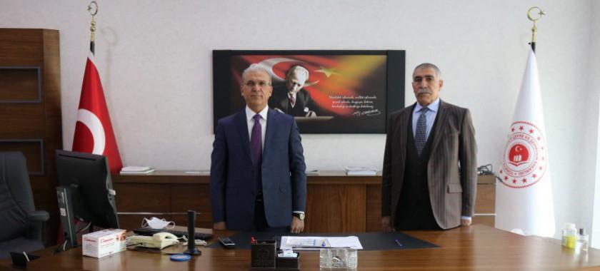 Bitlis Çevre ve Şehircilik il Müdürü Hüseyin ARAS, Şanlıurfa Çevre ve Şehircilik İl Müdürlüğüne atandı.