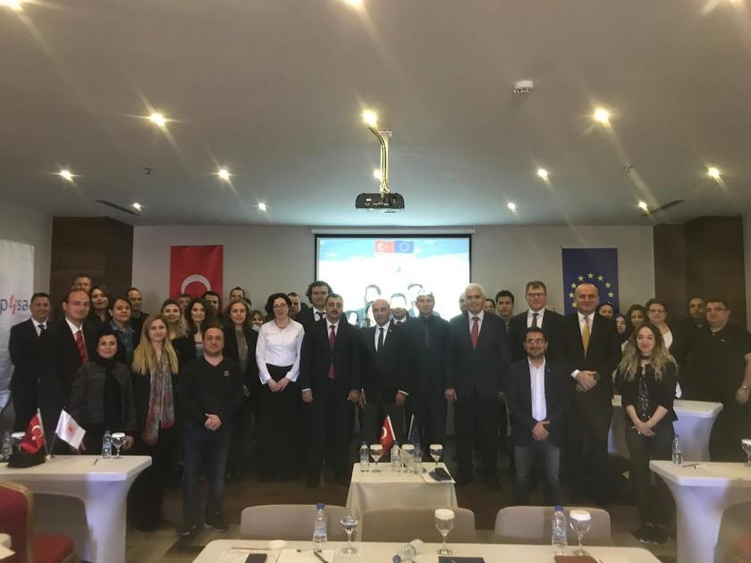 """""""Edirne-Tekirdağ-Kırklareli Bütünleşik Kıyı Yönetim Planı"""" SÇD Kapsam Belirleme Toplantısı ve Saha Çalışması Yapılmıştır."""
