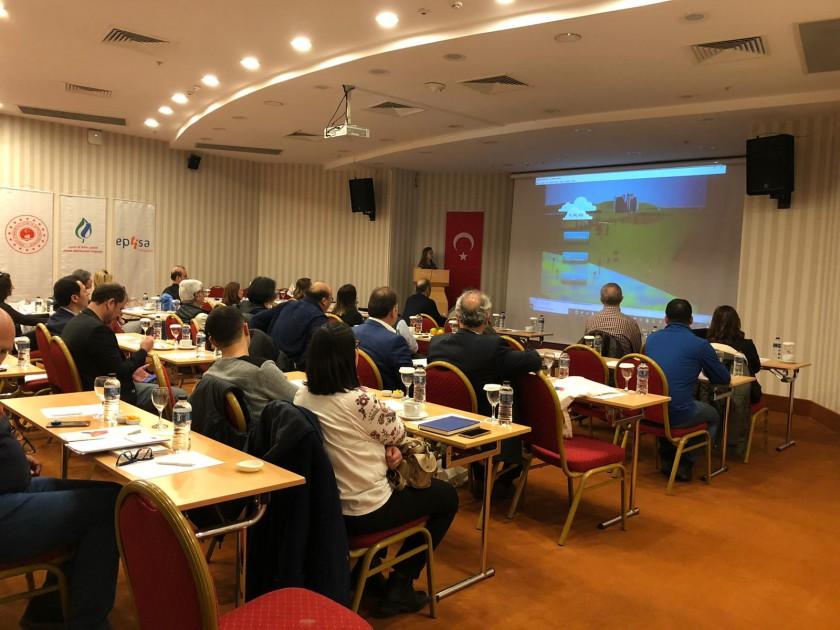 Kuzey Ege Havzası Nitrat Eylem Planı SÇD Kapsam Belirleme Toplantısı ve Saha Çalışmaları yapılmıştır.