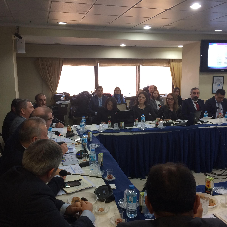 SÇD Yönetmeliği uygulamaları kapsamında Doğu Karadeniz - Çoruh Havzaları Taşkın Yönetim Planı Kapsam…