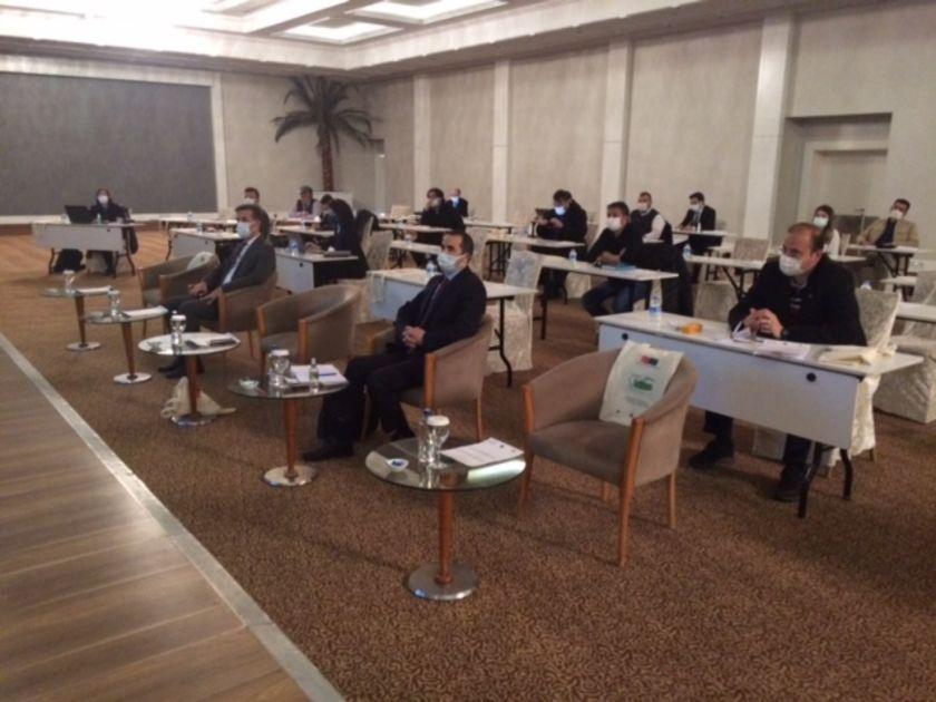 SÇD Yönetmeliği uygulamaları kapsamında Akarçay Havzası NHYP Taslak SÇD Raporu İstişare Toplantısı Denizli'de…