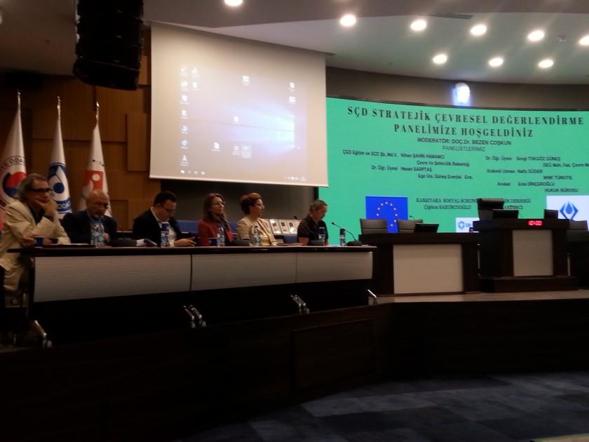 Stratejik Çevresel Değerlendirme Paneli