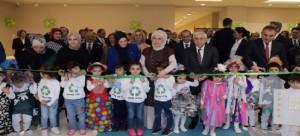 Cumhurbaşkanlığı Külliyesi'nde Düzenlenen Sıfır Atık ve Geri Dönüşüm Sergisi Açılışına Katılım Sağlandı