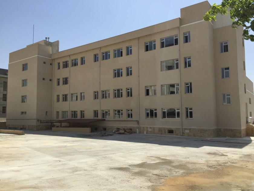 Siirt İl Emniyet Müdürlüğü Ek Hizmet Binası Büyük Onarımı