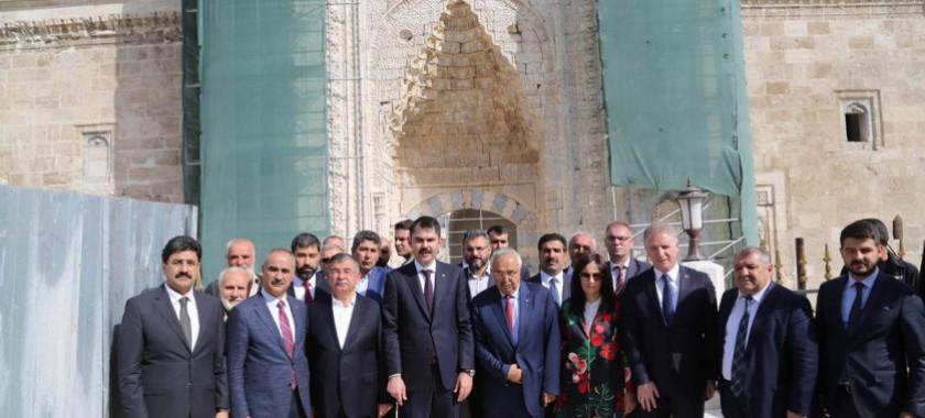 Çevre ve Şehircilik Bakanı Sn.Murat KURUM'un ilimizi Ziyaretleri