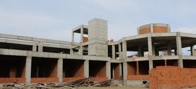 Sivas Bilim ve Sanat Merkezi İnşaatı Hızla Devam Ediyor