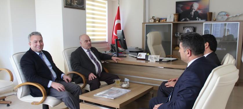 Vali Yardımcısı Sayın Mustafa Yüksel KARADAĞ'ın Müdürlüğümüzü Ziyaretleri