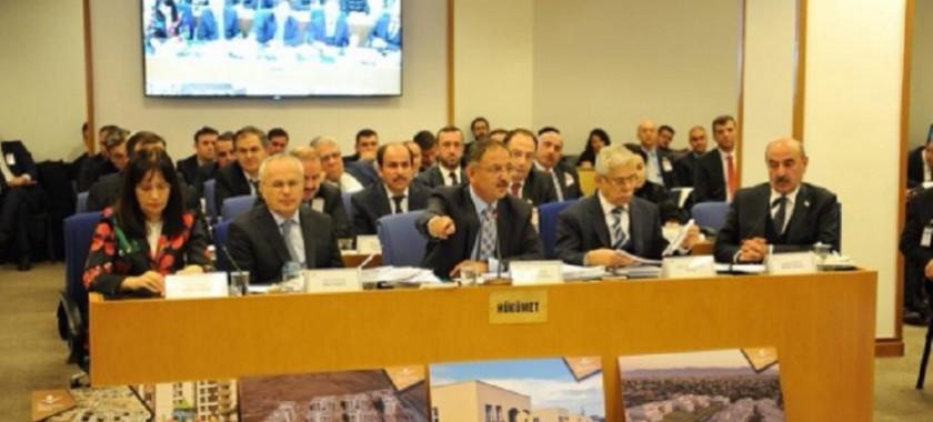 Sayın Bakanımız Mehmet ÖZHASEKİ'nin T.B.M.M. Plan ve Bütçe Komisyonundaki Bütçe Sunuşu