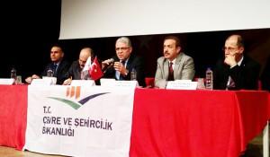 Antalya İli Doğal Sit Alanları Bilgilendirme Toplantısı Yapıldı