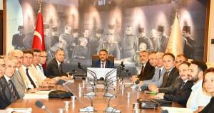 """KIZILIRMAK DELTASI KUŞ CENNETİ , """"UNESCO"""" SÜRECİNDE EMİN ADIMLARLA İLERLİYOR"""