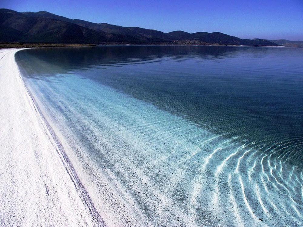 Salda Gölü Doğal Sit Alani