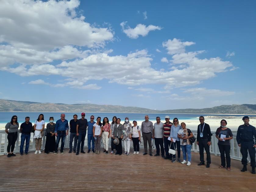 Salda Gölü Özel Çevre Koruma Bölgesi Yönetim Planı Paydaş Toplantısı Burdur' da Gerçekleştirildi