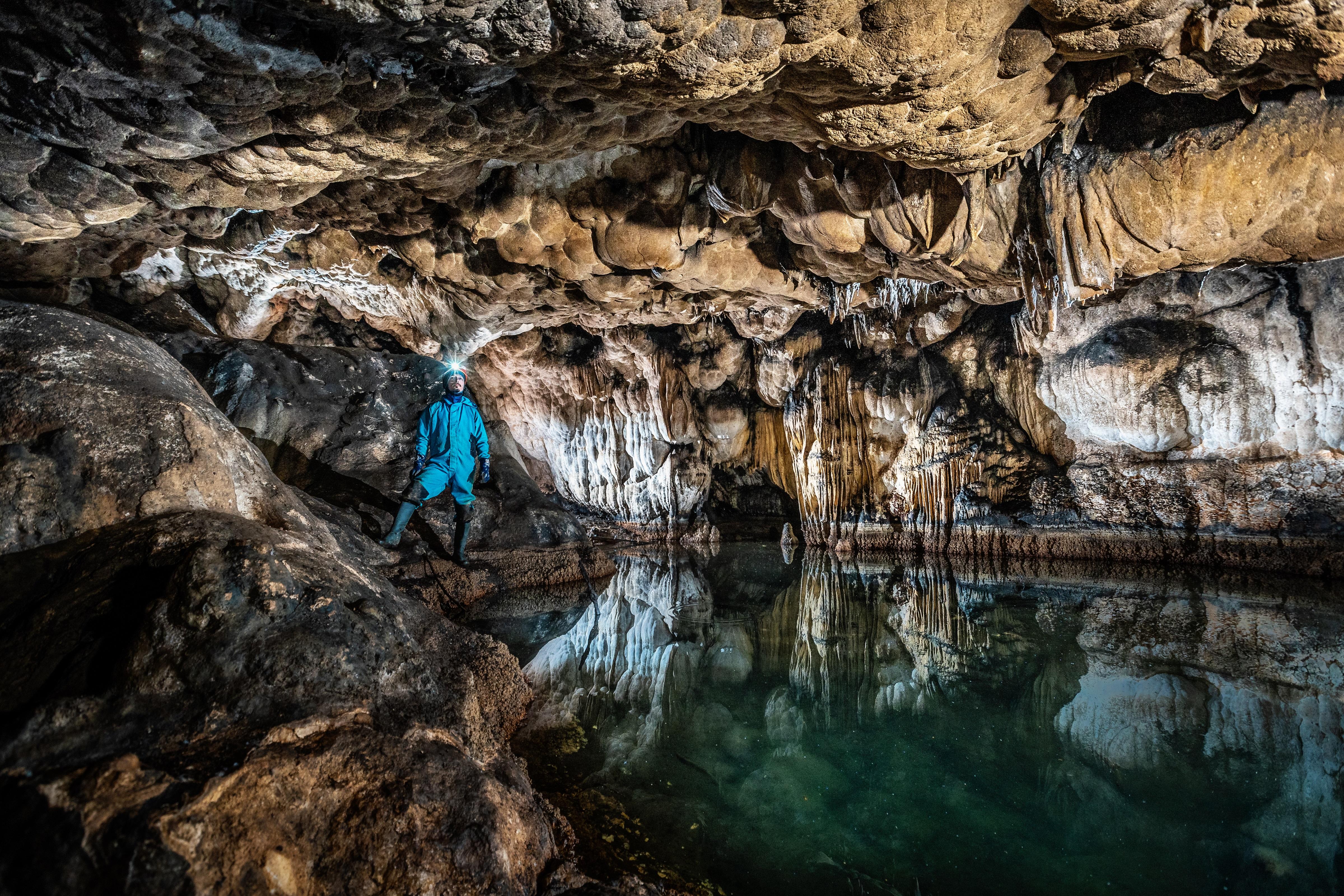 Tabiat Varlığı Olarak Tescil Edilecek Mağaralar Araştırılıyor