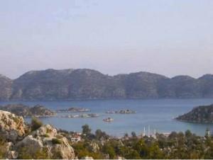 Kaş-Kekova Özel Çevre Koruma Bölgesi Deniz Yönetim Planı ve Uygulaması Güney MEDPAN Türkiye Pilot Proje