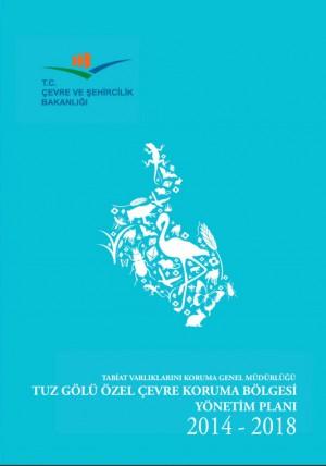 Tuz Gölü Özel Çevre Koruma Bölgesi Yönetim Planı