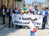 5 Haziran Dünya Çevre Günü kapsamında İl Müdürlüğümüz personeli ve Halil Rıfat Paşa İlkokulu öğrencileri tarafından Çevre Yürüyüşü gerçekleştirildi.