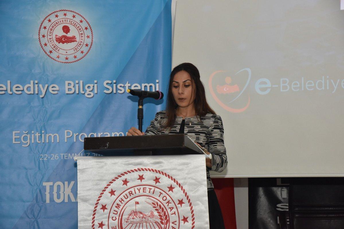 e-Belediye Bilgi Sistemi Eğitimi
