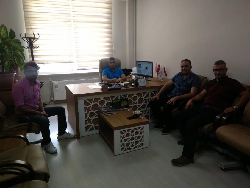Elektronik Beton İzleme Sistemi Bilgilendirme Toplantısı