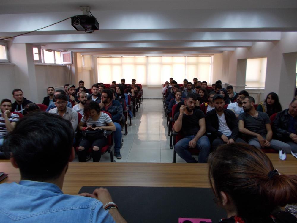 Munzur Üniversitesi Öğrencilerinin Kurumumuzu Ziyareti