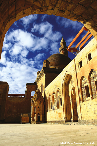 Aşkın Ruhu: İshak Paşa Sarayı