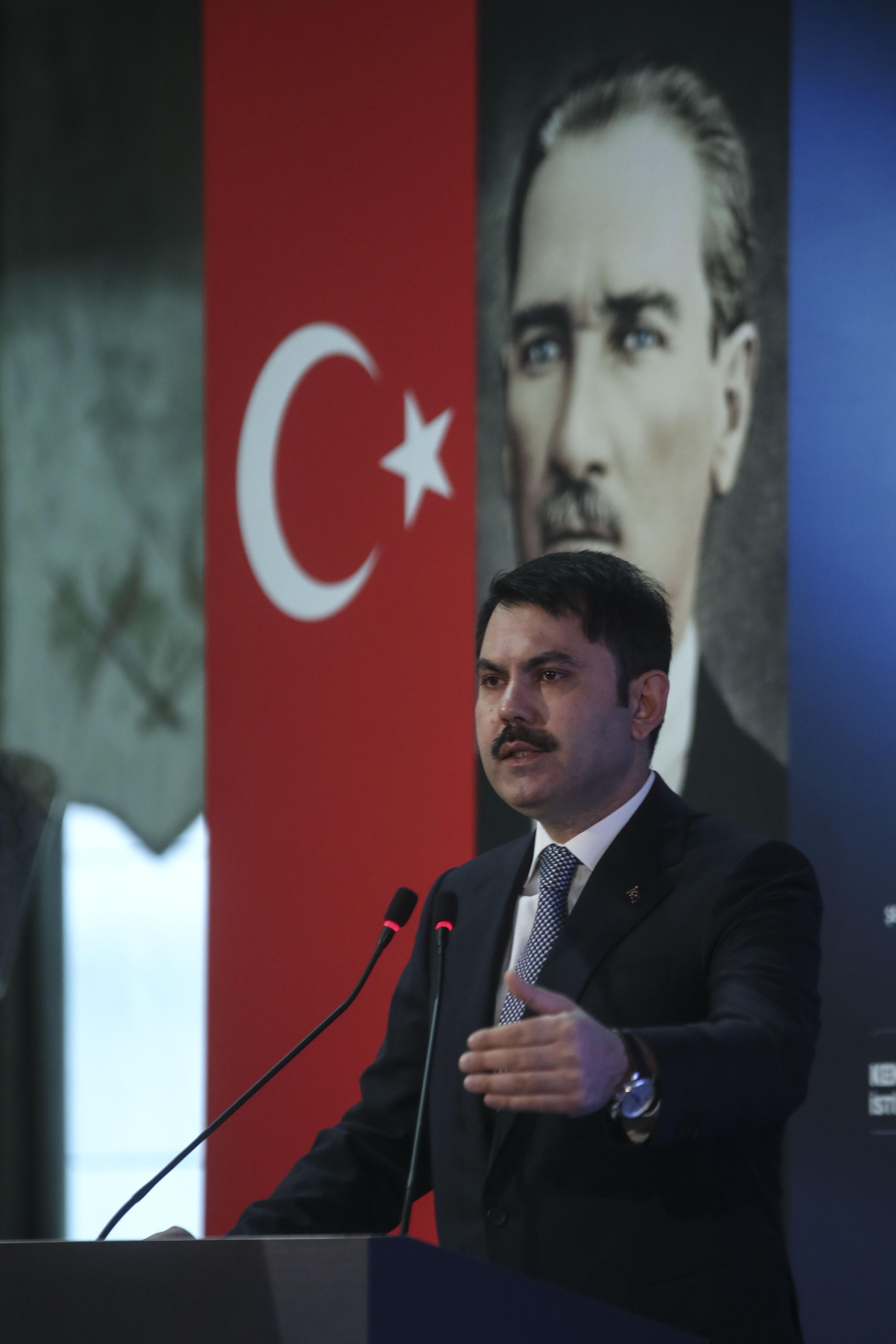 """BAKAN KURUM; """"İSTANBUL'DA RİSKLİ BİNALARIN YIKIM SÜRECİNİ BAŞLATIYORUZ"""""""
