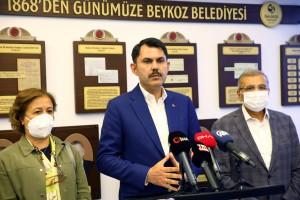 """BAKAN KURUM: """"MARMARA'YI ESKİ MAVİ GÜNLERİNE DÖNDÜRECEĞİZ"""""""