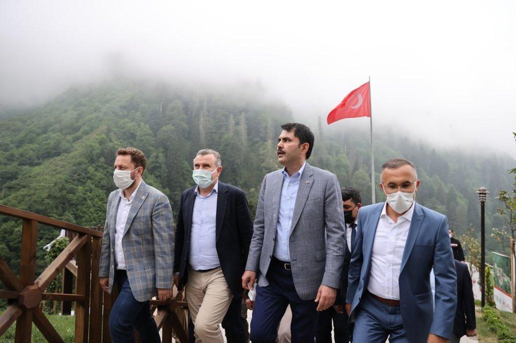 BAKAN KURUM, AYDER'DEKİ ÇALIŞMALARI DEĞERLENDİRDİ