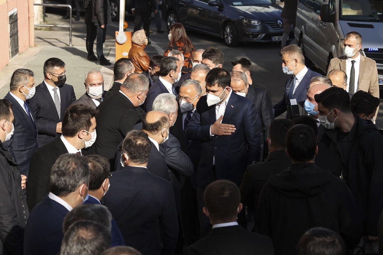 BAKAN KURUM'DAN ORDU ZİYARETİ...