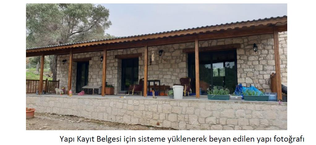 BAKAN KURUM'UN TALİMATIYLA KARABURUN'DA SİT ALANINA YAPILAN İNŞAAT YARIN YIKILACAK