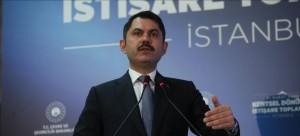 BAKAN KURUM, İSTANBUL'DA 117 BİN KONUTTA DÖNÜŞÜM YAPILDIĞINI AÇIKLADI