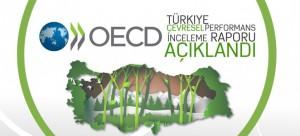"""OECD ÇEVRESEL PERFORMANS İNCELEMESİ """"TÜRKİYE RAPORU"""" AÇIKLANDI"""