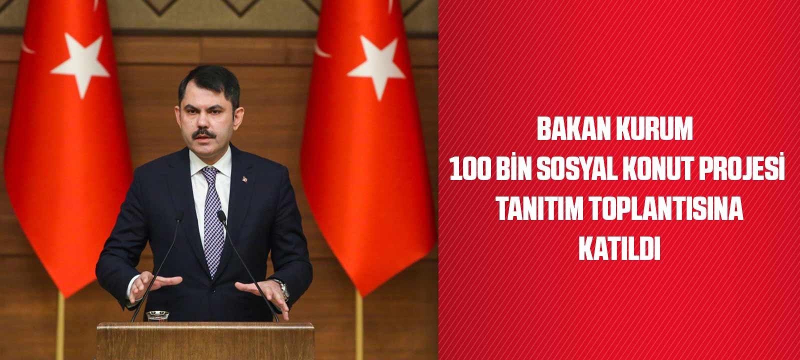 """KURUM: """"GECE GÜNDÜZ DEMEDEN 850 BİN BAĞIMSIZ BÖLÜM ÜRETTİK"""""""