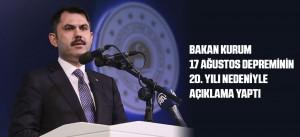 "KURUM: ""MARMARA DEPREMİ SONRASI 730 BİN BİNA DENETLENDİ"""