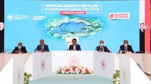 """""""MARMARA'DA İLK 20 METREDE MÜSİLAJ KALMADI"""""""