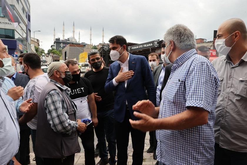 """""""TÜM İSTANBUL'U İLGİLENDİREN YENİ BİR ETAP DAHA BAŞLATIYORUZ"""""""