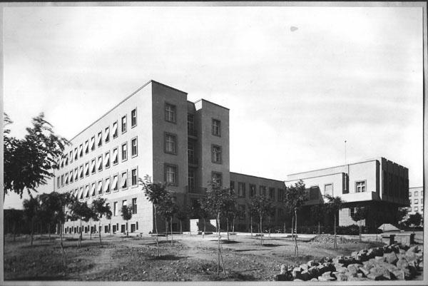 Nafiye Vekaleti Binası