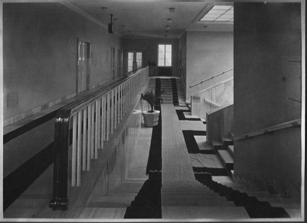 Makam Kısmı Koridoru