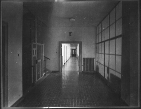 Vekil Kısmına Giden Koridor