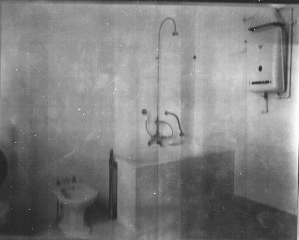 Vekalet Makamı Banyo Dairesi