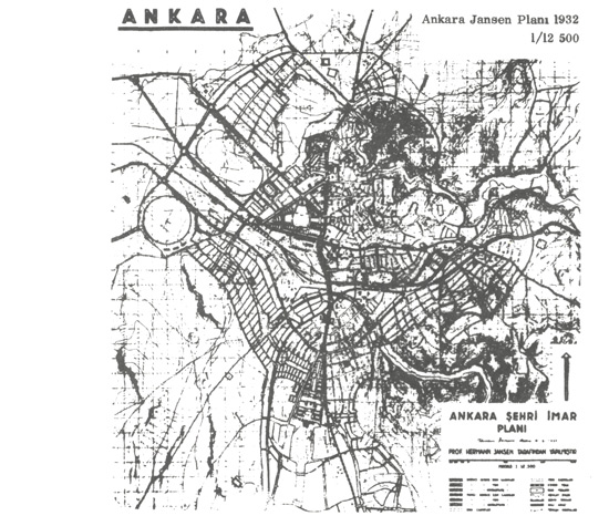 Ankara Şehri İmar Planı