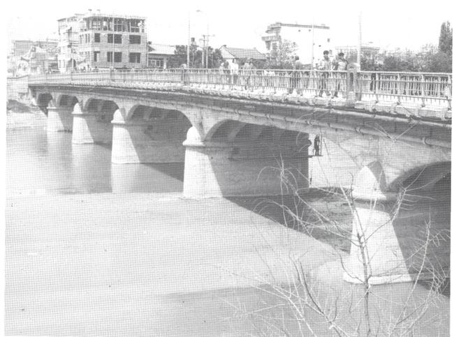 Mustafa Kemal Paşa köprüsü-1926 BURSA