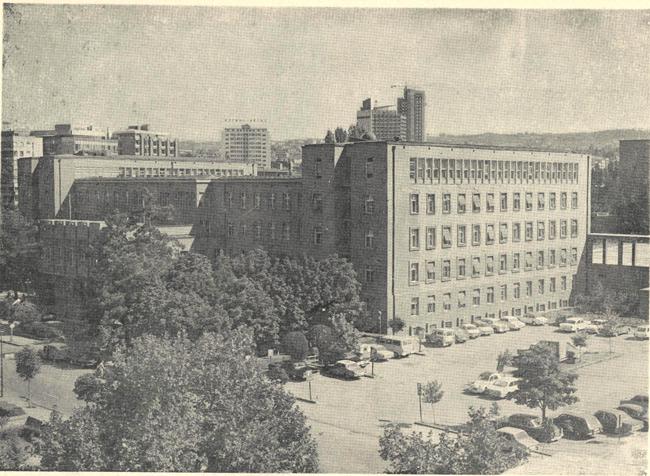Bayındırlık Bakanlığı Binası
