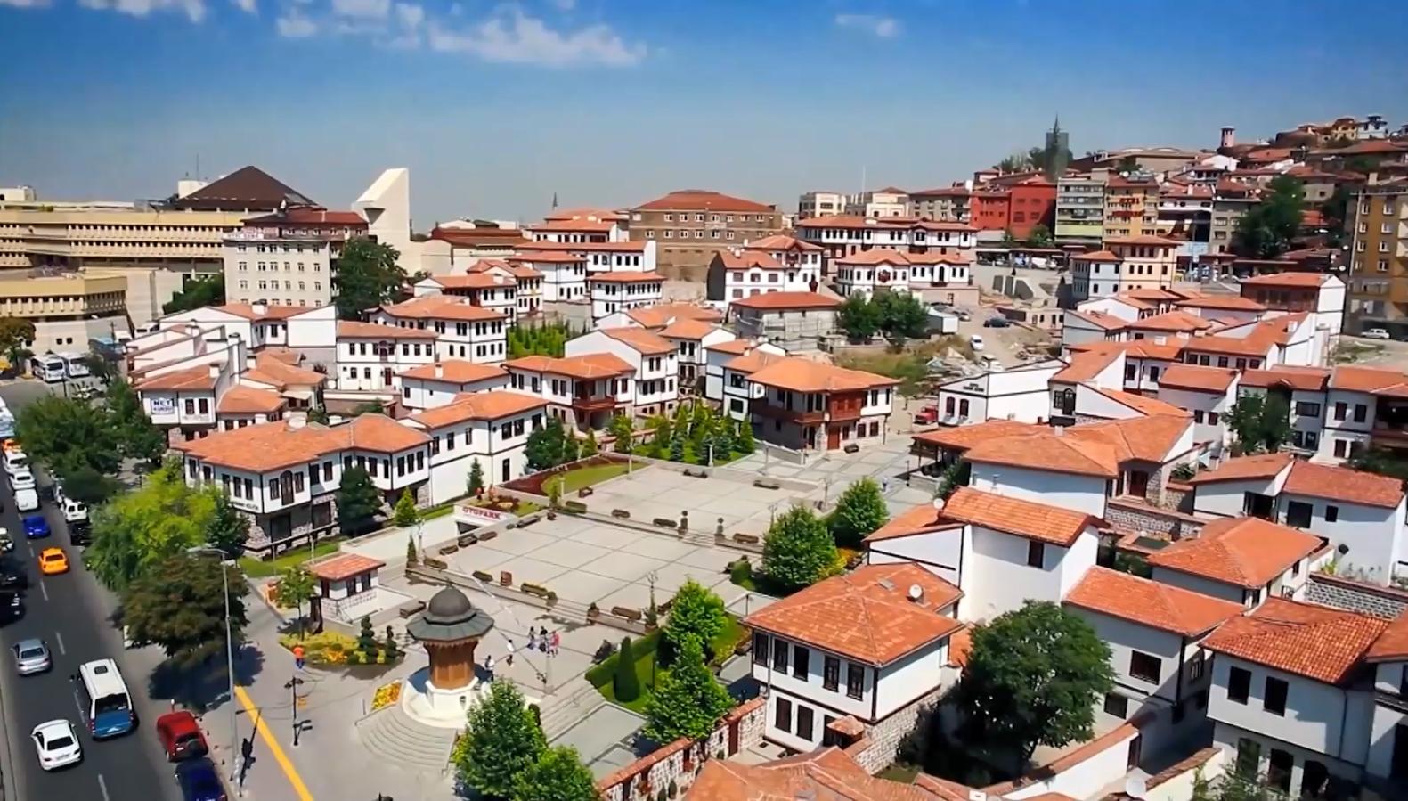 Altındağ/Aktaş Kentsel Dönüşüm Filmi