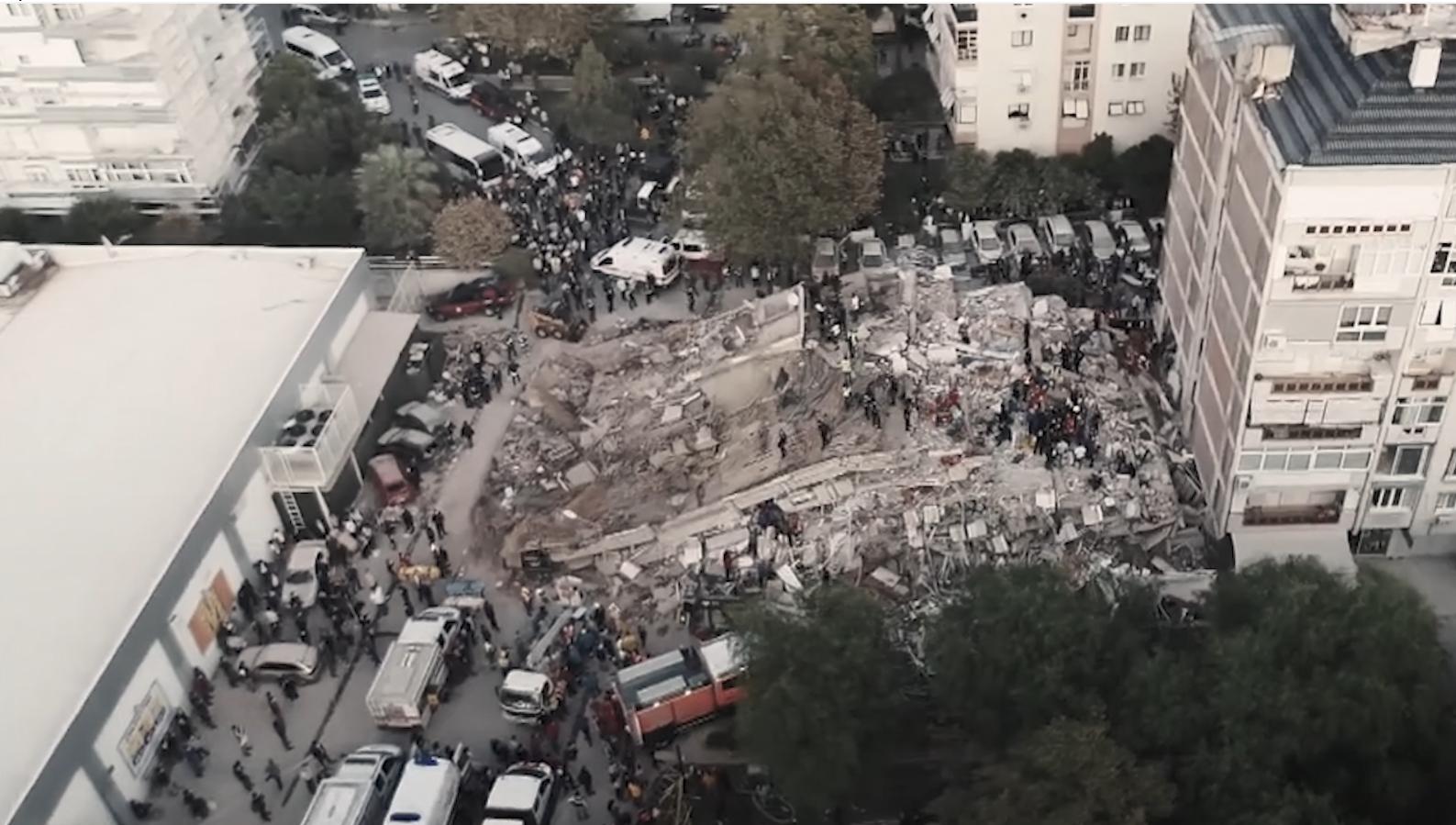 Deprem Haftası Filmi