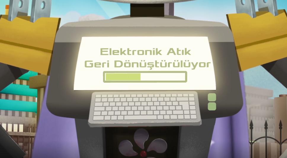 Elektronik Ev Atıkların Geri Dönüşümü